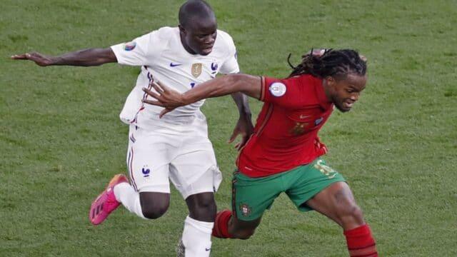 """Χέρι – χέρι στους """"16"""" Γαλλία και Πορτογαλία! (vids)"""