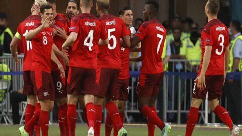 Νίκη που δίνει ελπίδες στην Ελβετία! Παταγώδης αποτυχία για τους Τούρκους! (vids)