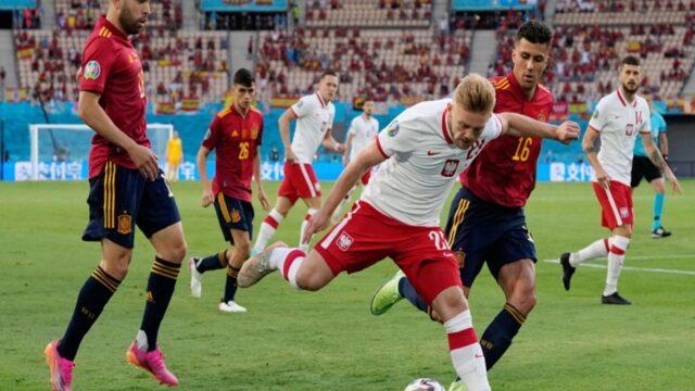 Όλα ανοιχτά! Οι Ισπανοί δεν κατάφεραν να κερδίσουν ούτε τους Πολωνούς! Μεγάλη μάχη για την πρόκριση στην τελευταία αγωνιστική! (vids)