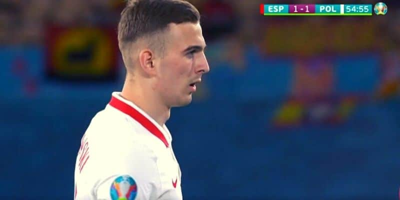 EURO 2020: Ο Κάσπερ Κοζλόφσκι της Πολωνίας έγινε ο νεότερος στην ιστορία των EURO! (Vid)