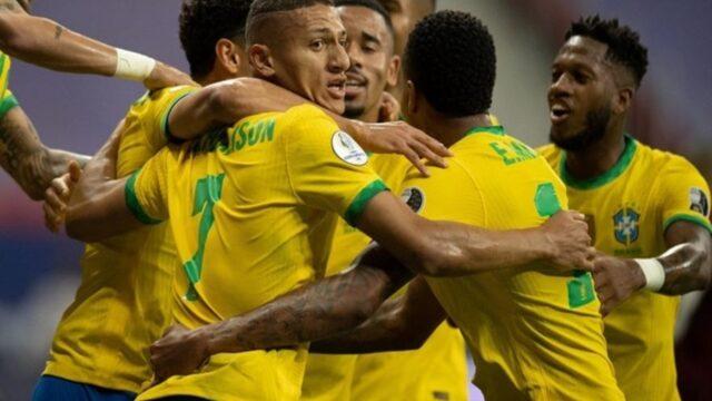 """Στο χαλαρό, με τριάρα η Βραζιλία! """"Σάρωσε"""" στην πρεμιέρα του Copa America! (vids)"""
