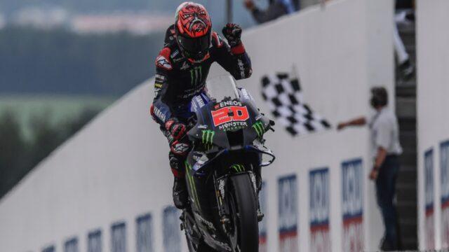 Moto GP: Σαρώνει τις νίκες ο Κουαρταράρο – Στη κορυφή πριν τη διακοπή! (vid)
