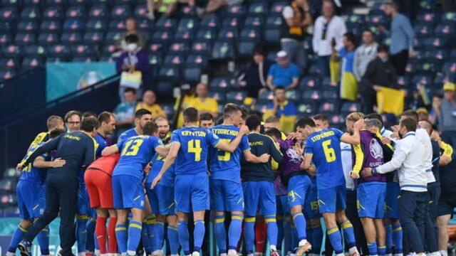 """Στους """"8"""" του EURO η Ουκρανία του Αντρέι Σεβτσένκο! (vids)"""