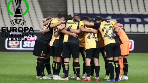 Europa Conference League: Αυτός είναι ο αντίπαλος της ΑΕΚ! (pic)