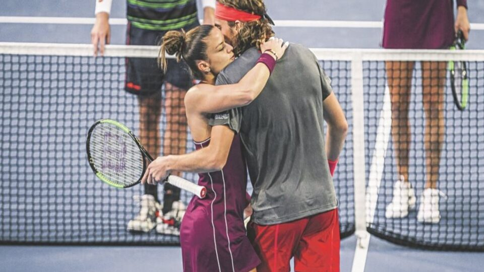 Μόνο περηφάνια για το ελληνικό τένις! (vids)