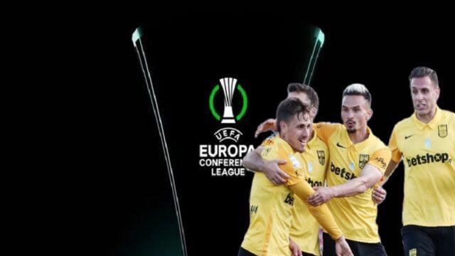Europa Conference League: Αυτός είναι ο αντίπαλος του Άρη! (vid)