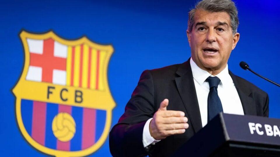 """Λαπόρτα: """"Δεν θα κάνουμε πίσω! Η European Super League θα γίνει και η UEFA το ξέρει καλά!"""""""