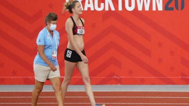 Διεκδίκησε πρόκριση στους Ολυμπιακούς εν μέσω εγκυμοσύνης! (vid)
