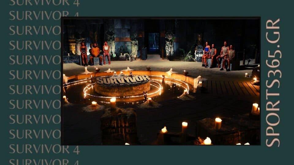 Survivor 4 Spoiler (11/06): Την Κυριακή κλείδωσε – Αλλά ποιος θα είναι η επόμενη αποχώρηση;