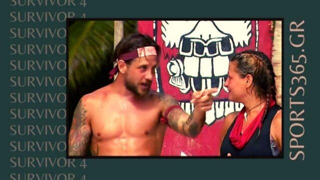 Survivor 4 Spoiler (21/06): Το Ρουμάνικο σπαγγάτο και ο Σάκης αποδέκτης θαυμασμού για τα οπίσθια της Μαριαλένας! (Vids)
