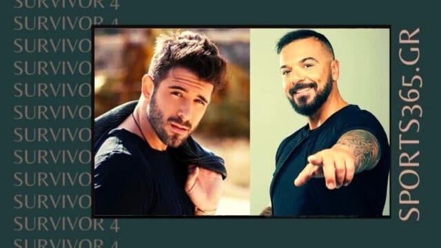 Survivor 4 Spoiler (15/06): Τριαντάφυλλος – Λιβάνης μαζί και πρώτο τραπέζι πίστα Σάκης και Μαριαλένα;