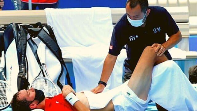 Ολυμπιακοί αγώνες: «Εάν πεθάνω θα είσαι υπεύθυνος» (Μεντβέντεφ)