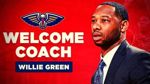 NBA: Νέος τεχνικός στους Νιου Όρλεανς Πέλικανς ο Ουίλι Γκριν!