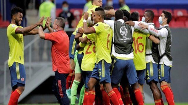 Έγινε η έκπληξη! Η Κολομβία πέταξε έξω την Ουρουγουάη! (vid)
