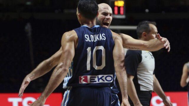 """Απίθανη Εθνική, """"πάτησε"""" τους Τούρκους και προκρίθηκε στον τελικό! Και τώρα Τσεχία! (vid)"""