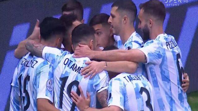 """""""Κλείδωσε"""" ο τελικός – superclasico! Αργεντινή Βραζιλία για το Copa America! (vids)"""