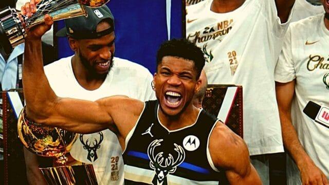 Το σήκωσαν! Στην κορυφή του NBA οι Μπακς του SUPER Γιάννη Αντετοκούνμπο! (vid)
