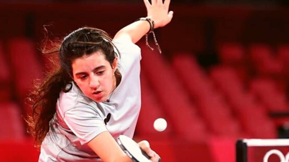 Η απίστευτη ιστορία της 12χρονης Χεντ Ζάζα στους Ολυμπιακούς αγώνες! (vid)
