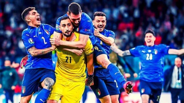EURO 2020: Ούτε τώρα οι Άγγλοι – Οι Ιταλοί πρωταθλητές Ευρώπης! (Vids)