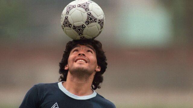 Ετοιμάζεται Super Cup Εθνικών ομάδων στην μνήμη του Ντιέγκο; (pic)