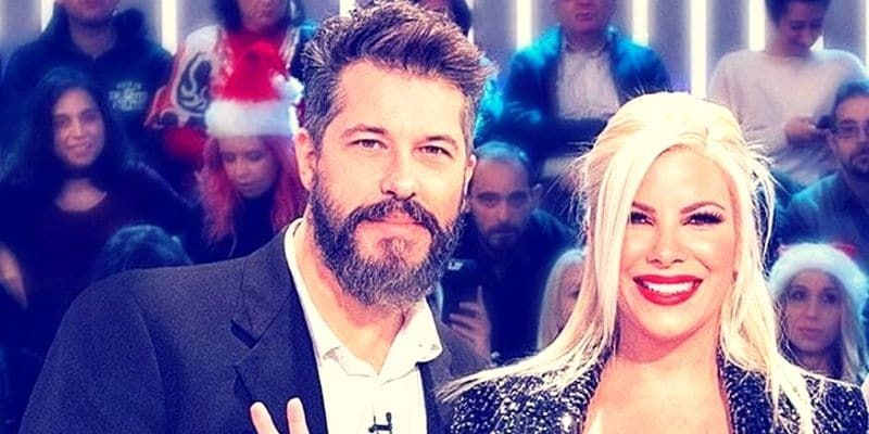 Τηλεοπτικό διαζύγιο για Αντελίνα και Χάρη Βαρθακούρη! (Vid)