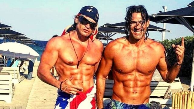 Survivor και Big Brother διακοπάρουν μαζί στο Λιτόχωρο – Φιλαράκια από παλιά!