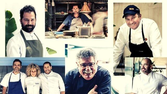 Καταξιωμένοι Έλληνες chefs έχουν ρίξει άγκυρα στα νησιά, και το καλοκαίρι μας είναι καλύτερο!