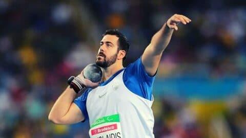 Συνεχίζονται οι διακρίσεις στους παραολυμπιακούς αγώνες – Χάλκινος ο Νικολαΐδης!