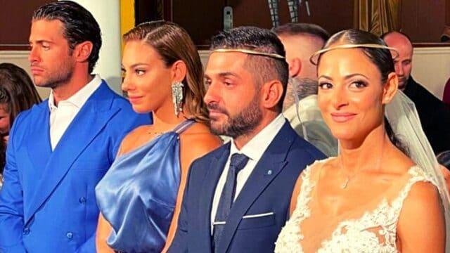 Survivor Spoiler: Βασάλος και Βαλαβάνη κουμπάροι σε γάμο! Άντε και στα δικά σας!