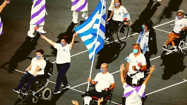 Εντυπωσιακή η τελετή έναρξης των Παραολυμπιακών! (vids)