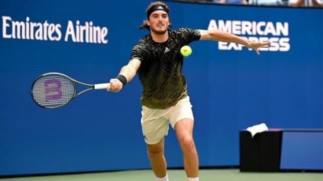 Στον 2ο γύρο του US Open με διπλή ανατροπή ο Τσιτσιπάς!