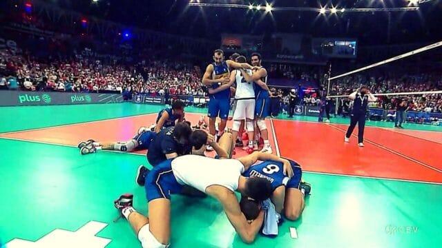 Βόλεϊ: CEV    Ιταλία – Σλοβενία 3-2 Πρωταθλητές Ευρώπης 2021 οι Ιταλοί! (hls)