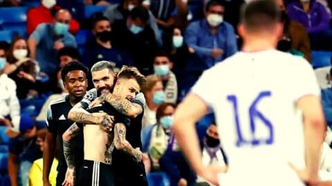 Ρεάλ Μαδρίτης – Σέριφ 1-2: Τι μπαμ ήταν αυτό! Οι Μολδαβοί σόκαραν την Βασίλισσα! (Vid)