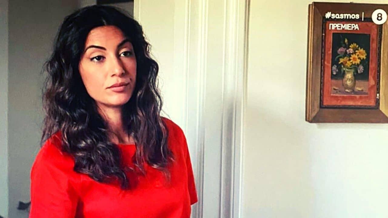 """Σασμός Spoiler:  Η Ευγενία Σαμαρά μιλά για την """"Στέλλα"""" και την σειρά! (Vid)"""