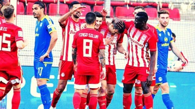 Αστέρας Τρίπολης – Ολυμπιακός 0 – 2: Από το πρώτο ημίχρονο καθάρισε την δουλειά! (Vid)