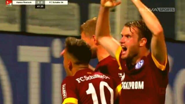 Bundesliga: Χάνσα Ροστόκ – Σάλκε 0-2   (Στιγμιότυπα)