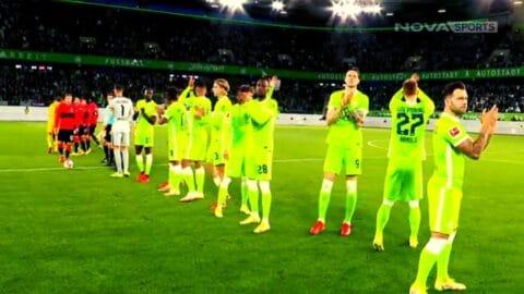 Bundesliga: Βόλφσμπουργκ – Άιντραχτ 1-1   (Στιγμιότυπα)