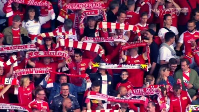 Bundesliga: Ουνιόν Βερολίνου – Αρμίνια Μπίλεφελντ 1-0   (Στιγμιότυπα)