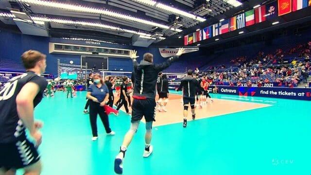 Βόλεϊ: CEV    Γερμανία – Βουλγαρία 3-1 (hls)