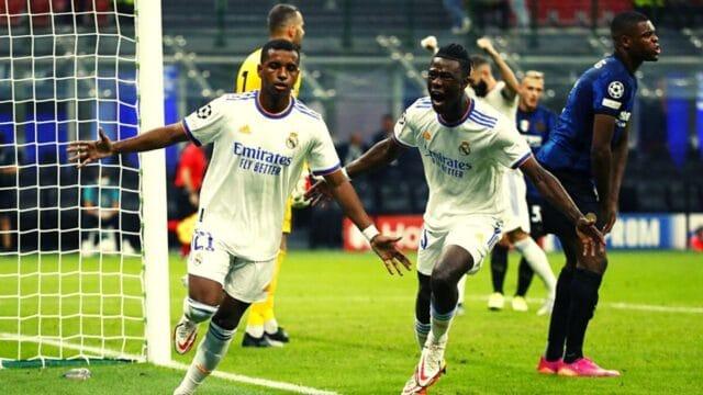 Champions League: Ίντερ – Ρεάλ Μαδρίτης 0-1