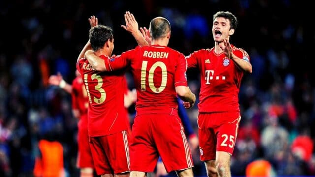 Champions League: Μπαρτσελόνα – Μπάγερν Μονάχου 0-3 (Vid)