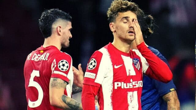 Champions League: Ατλέτικο Μαδρίτης – Πόρτο 0-0