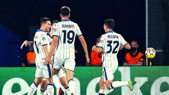 Champions League: Βιγιαρεάλ – Αταλάντα 2-2