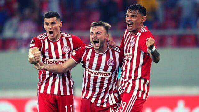 Ολυμπιακός – Αντβέρπ 2-1 (Europa League): Έγινε η δουλειά! Κρατάει μόνο την ουσία! (Vid)