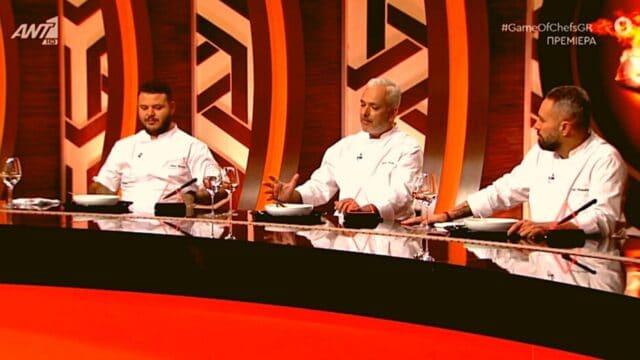 Game of Chefs Spoiler: Τα καυτερά και οι αστοχίες είχαν την τιμητική τους! (Vids)