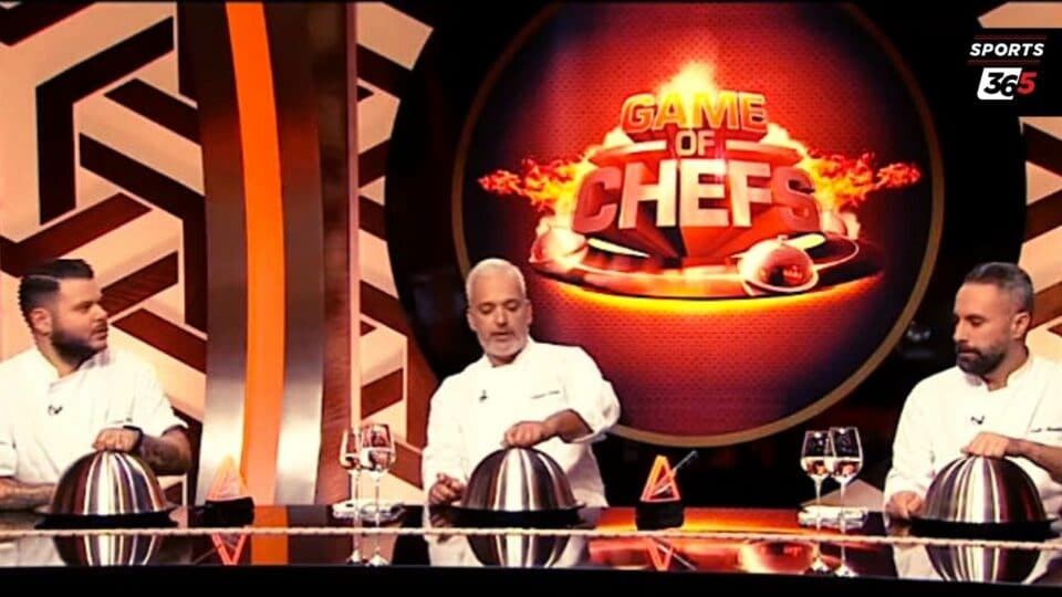 Game of Chefs Spoiler: Τι θα δούμε στην πρεμιέρα – Αποκλειστικά αποσπάσματά (Vid)