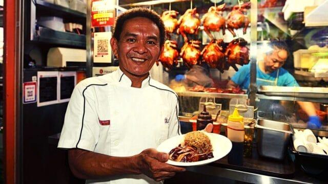 Restaurant and Chefs: To φημισμένo αστέρι Michelin σε καντίνα – Σε πιάτο 2 δολαρίων! (Vid)