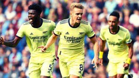 Premier League: Μπέρνλι – Άρσεναλ 0-1!