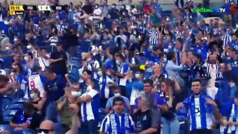 Primeira Liga: Πόρτο – Μορεϊρένσε 5-0 (Γκολ και φάσεις)