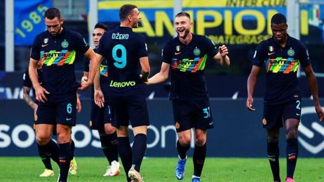 Ίντερ – Μπολόνια 6-1 (Serie A): Στην έδρα της είναι πολυβόλο! (Στιγμιότυπα)